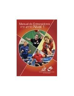 Libro manual de Entrenadores ITTF-IPTTC NIVEL 1 (Español)