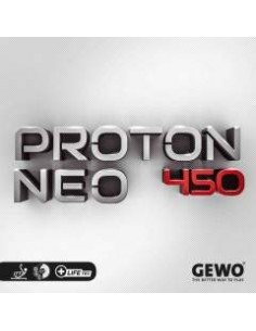 Rubber Gewo proton 385 xp sound