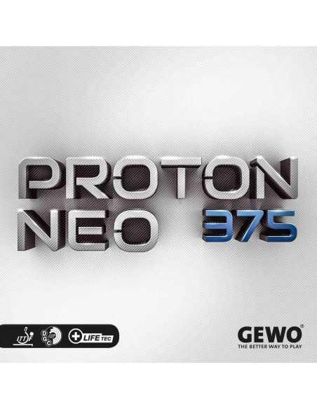 Rubber Gewo proton Neo 375