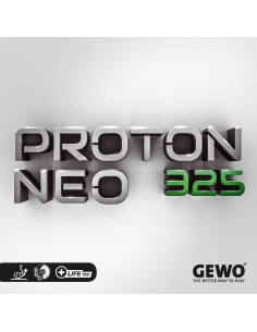 Borracha Gewo proton Neo 325