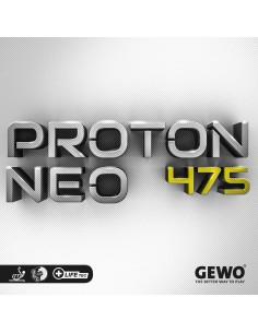 Borracha Gewo proton Neo 475