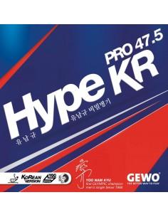 Borracha Gewo Hype KR Pro 47.5