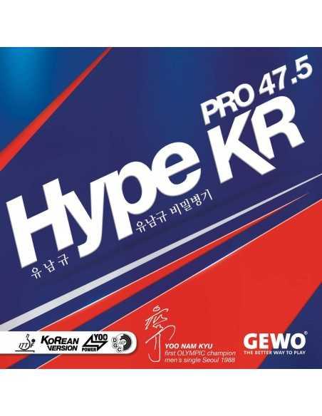 Rubber Gewo Hype KR Pro 475