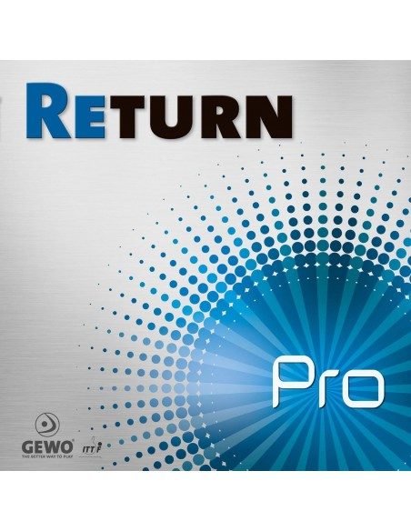 Borracha Gewo Return Pro