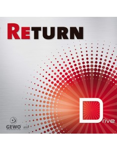 Rubber Gewo Return Drive