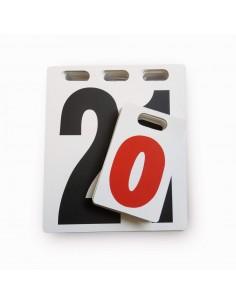 Ersatznummern für GEWO-Zählgerät Compact
