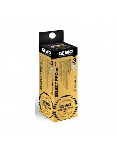 GEWO Ball Select Pro 40+ *** ABS 3er Pack