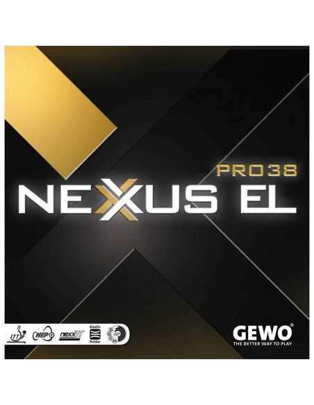 Rubber Gewo Nexxus EL Pro 38