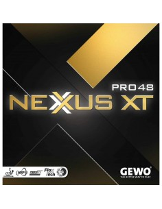Borracha Gewo Nexxus XT Pro 48
