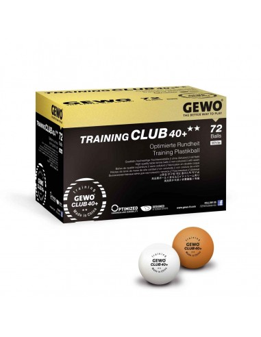 GEWO balls Training Club 40+ 2** PACK 72