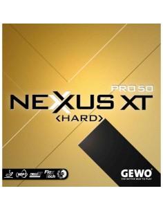 Belag Gewo Nexxus XT Pro 50 HARD