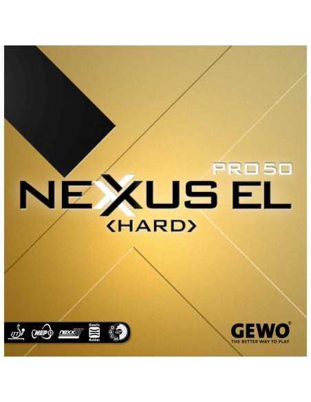 Rubber Gewo Nexxus EL Pro 50 HARD