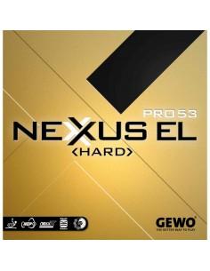 Borracha Gewo Nexxus EL Pro 53 HARD