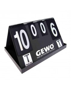 Gewo Scoreboard Compact Time Out