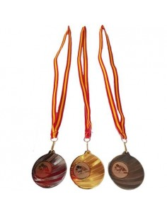 Tischtennis Medaille
