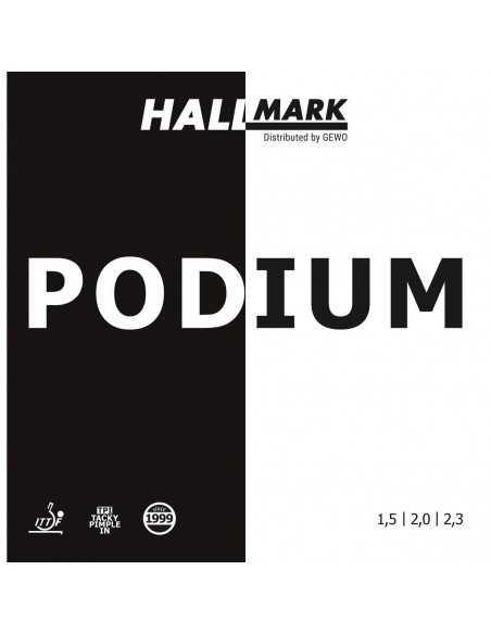 Borracha HALLMARK Podium