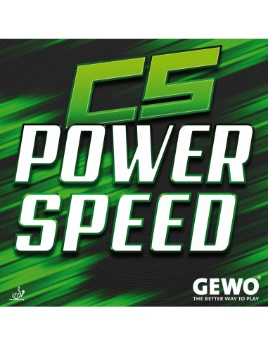 Borracha GEWO CS Powerspeed